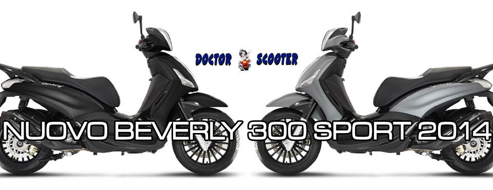 beverly 300 sport